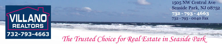 Villano Realtors - the Trusted Choice for Real Estate in Seaside Park